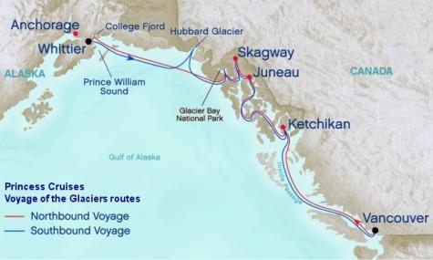 Senior Getaways Alaska Cruise May 23 30 2018voyage